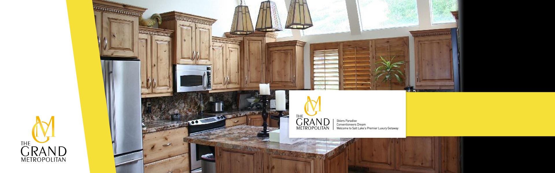 Grand Metropolitan Kitchen